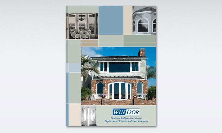 Award winning product brochure